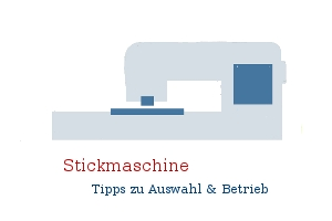 Stickmaschine